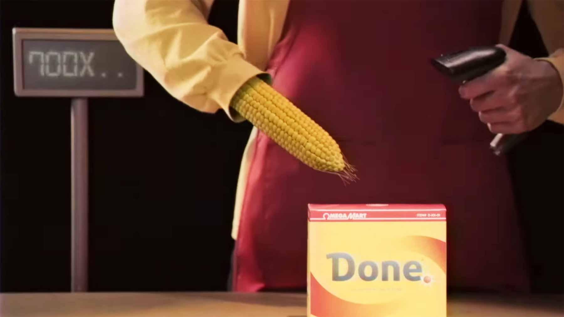 """Verfluchte WTF?!-Werbespots für den """"Omega Mart"""""""