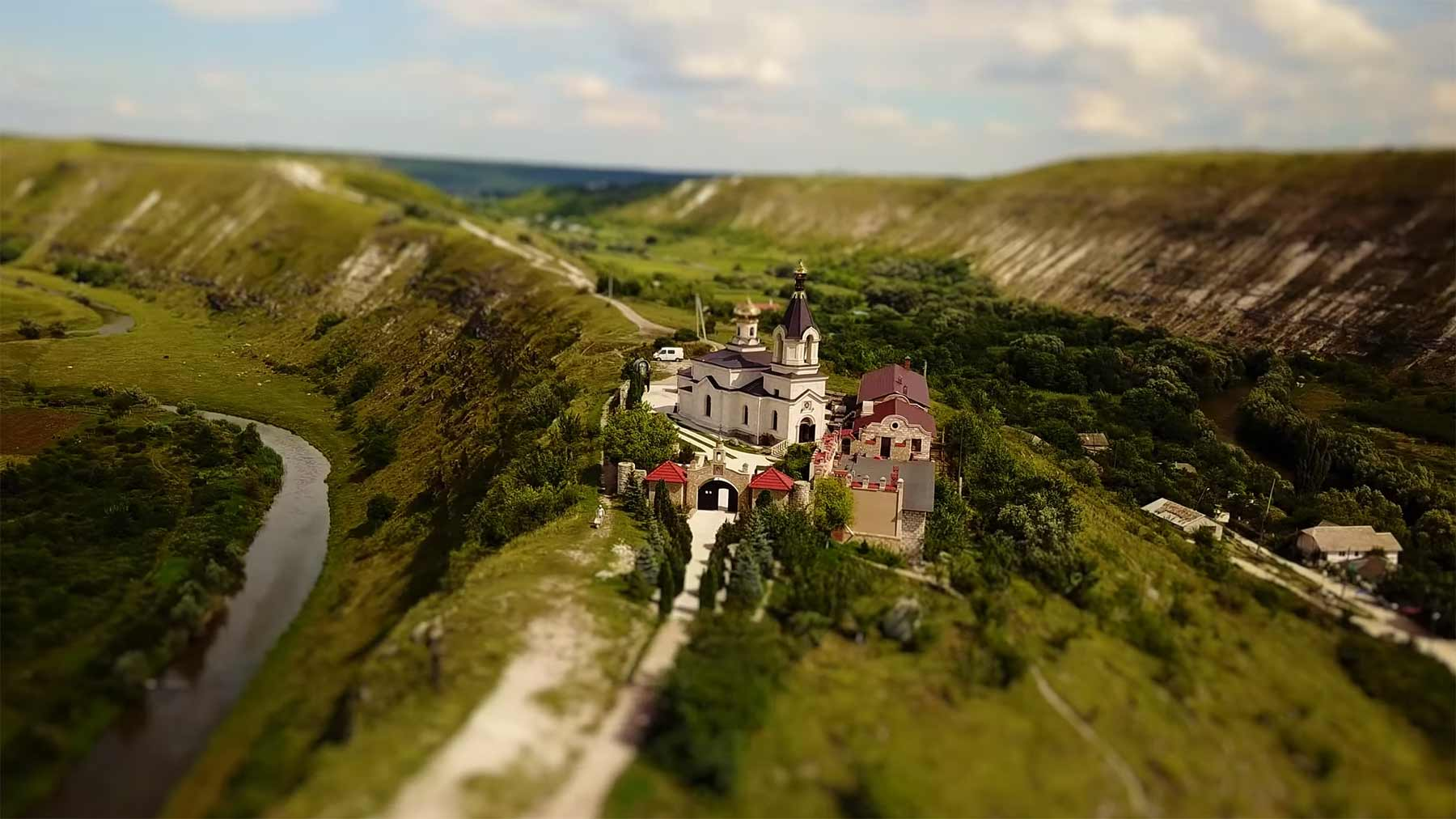 "Tilt-Shift: ""Mellow Moldova"""