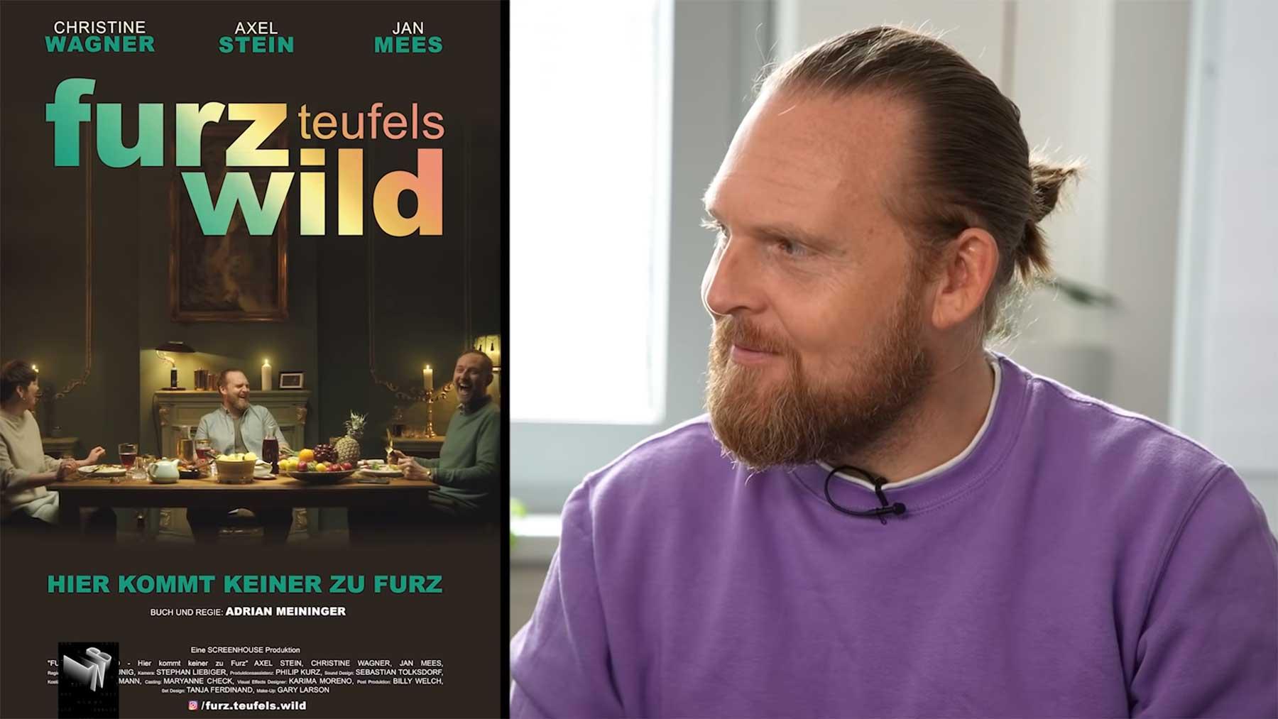 Late Night Berlin: Extra schlechte Fake-Filmtrailer mit Axel Stein