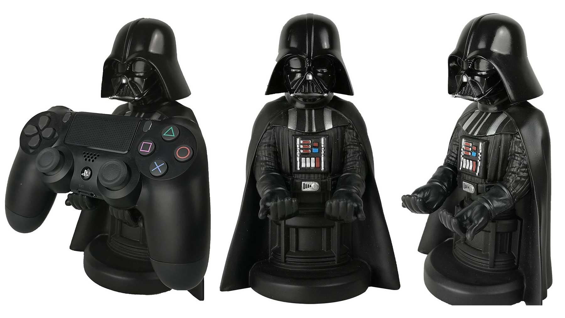 GEWINNT 3 Pakete LEIBNIZ STAR WARS™: Butterkekse in Form von Yoda, Darth Vader & Co.! Cable-Guy-Darth-Vader