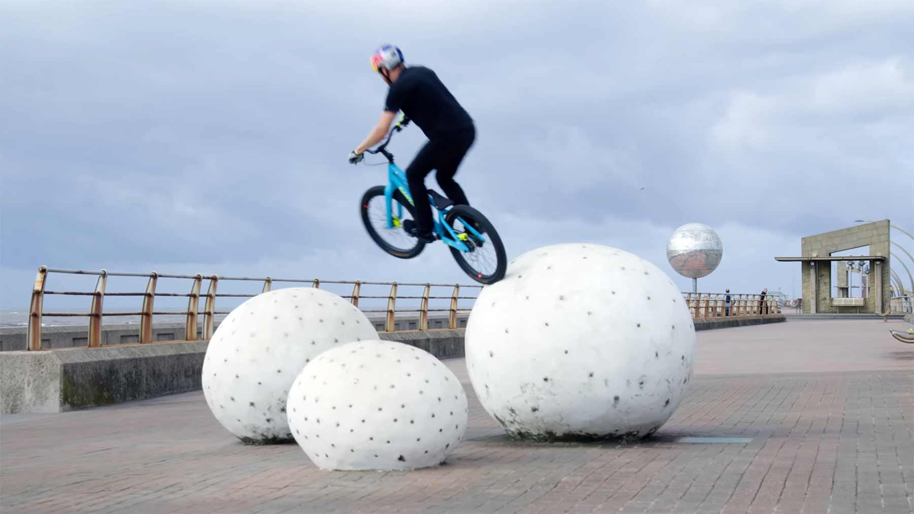 """Danny MacAskill and Kriss Kyle – """"This and That"""""""