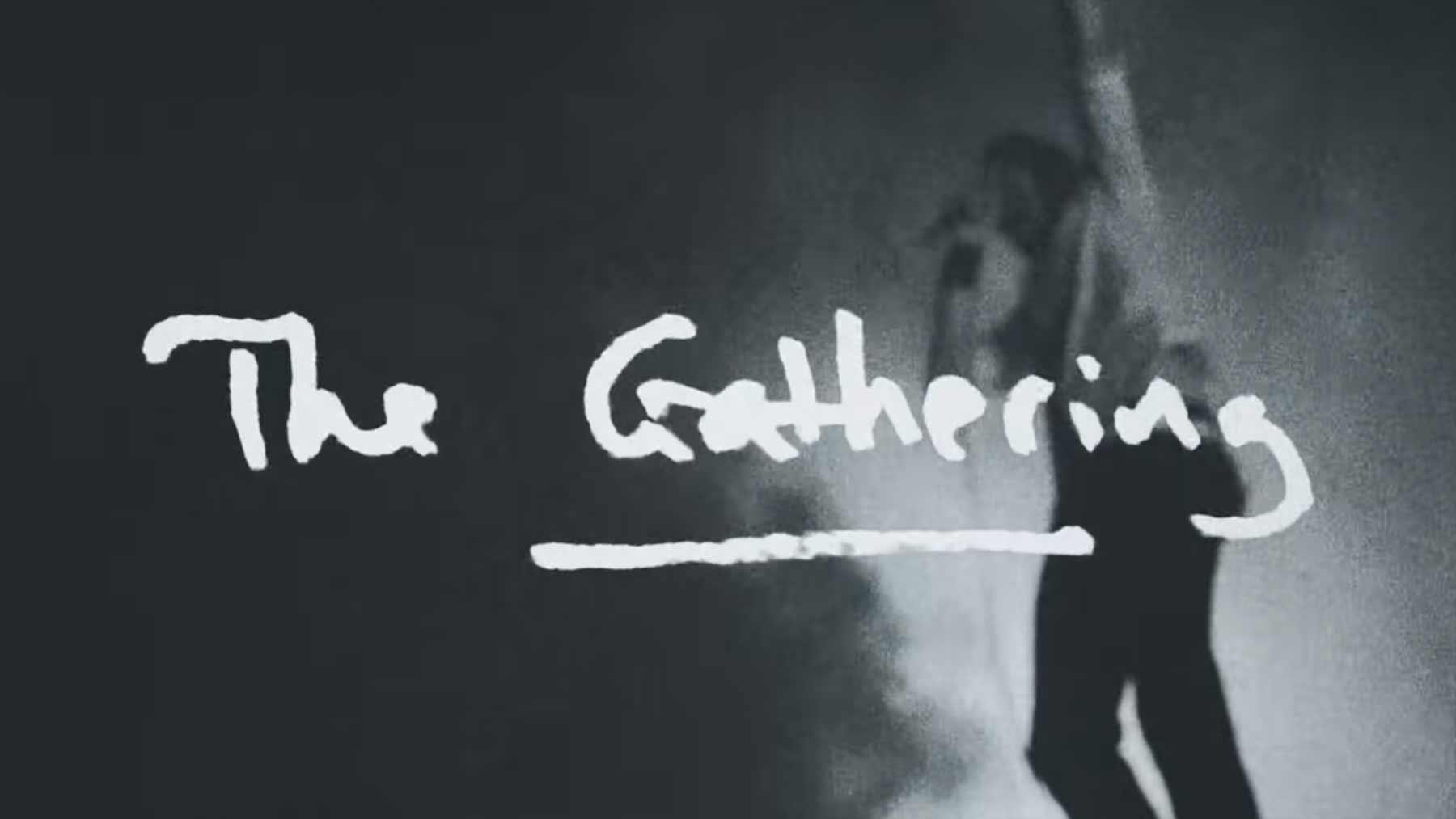 "Lyric Video: Frank Turner – ""THE GATHERING"""