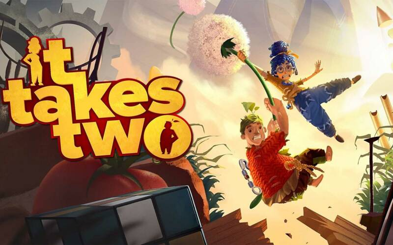 "Videospiel-Rezension: ""It Takes Two"""