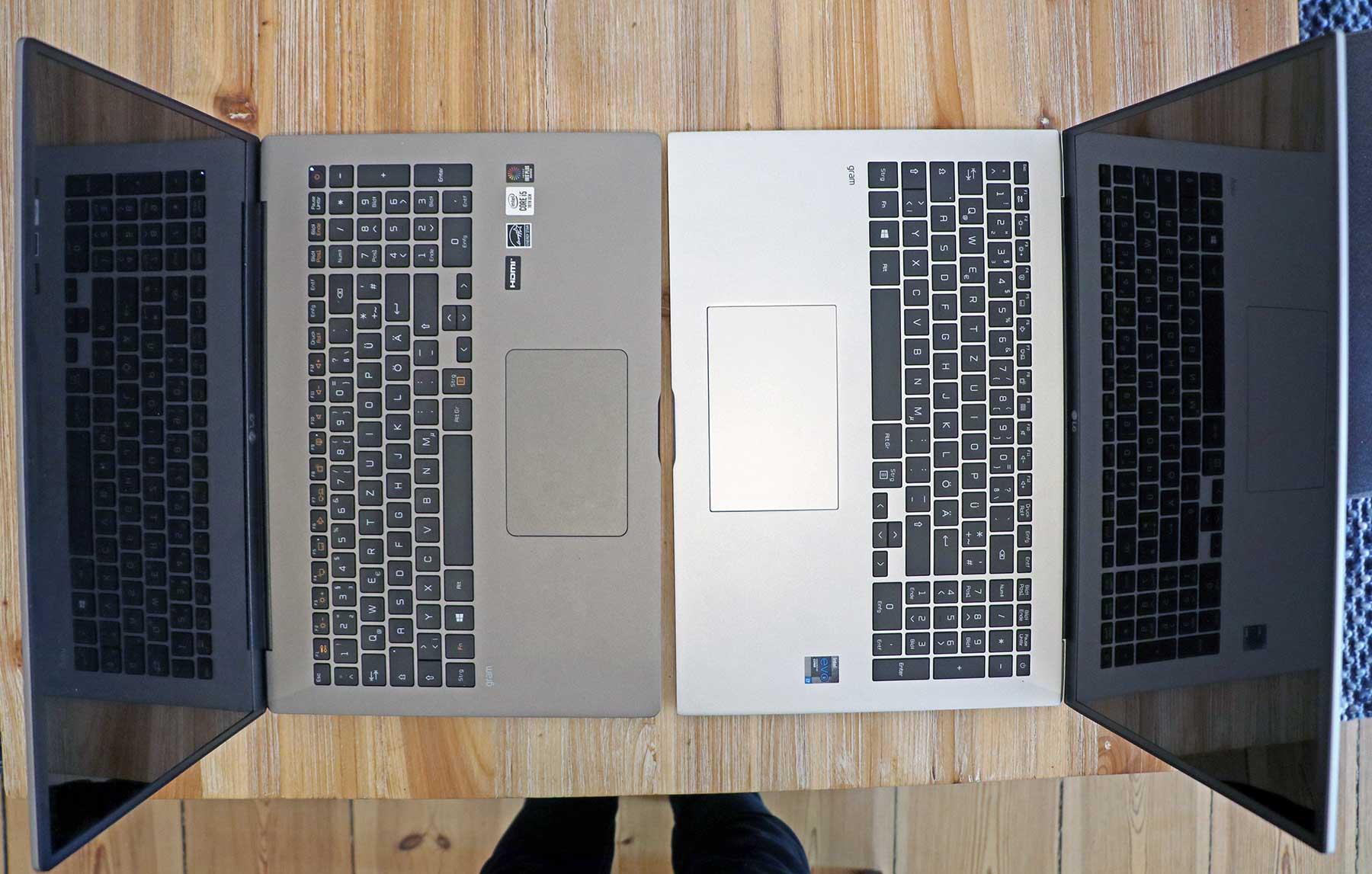 Laptop-Testbericht: Neues LG gram 17-Zoll-Notebook (2021er Version) LG-gram-17_2021_Testbericht_09