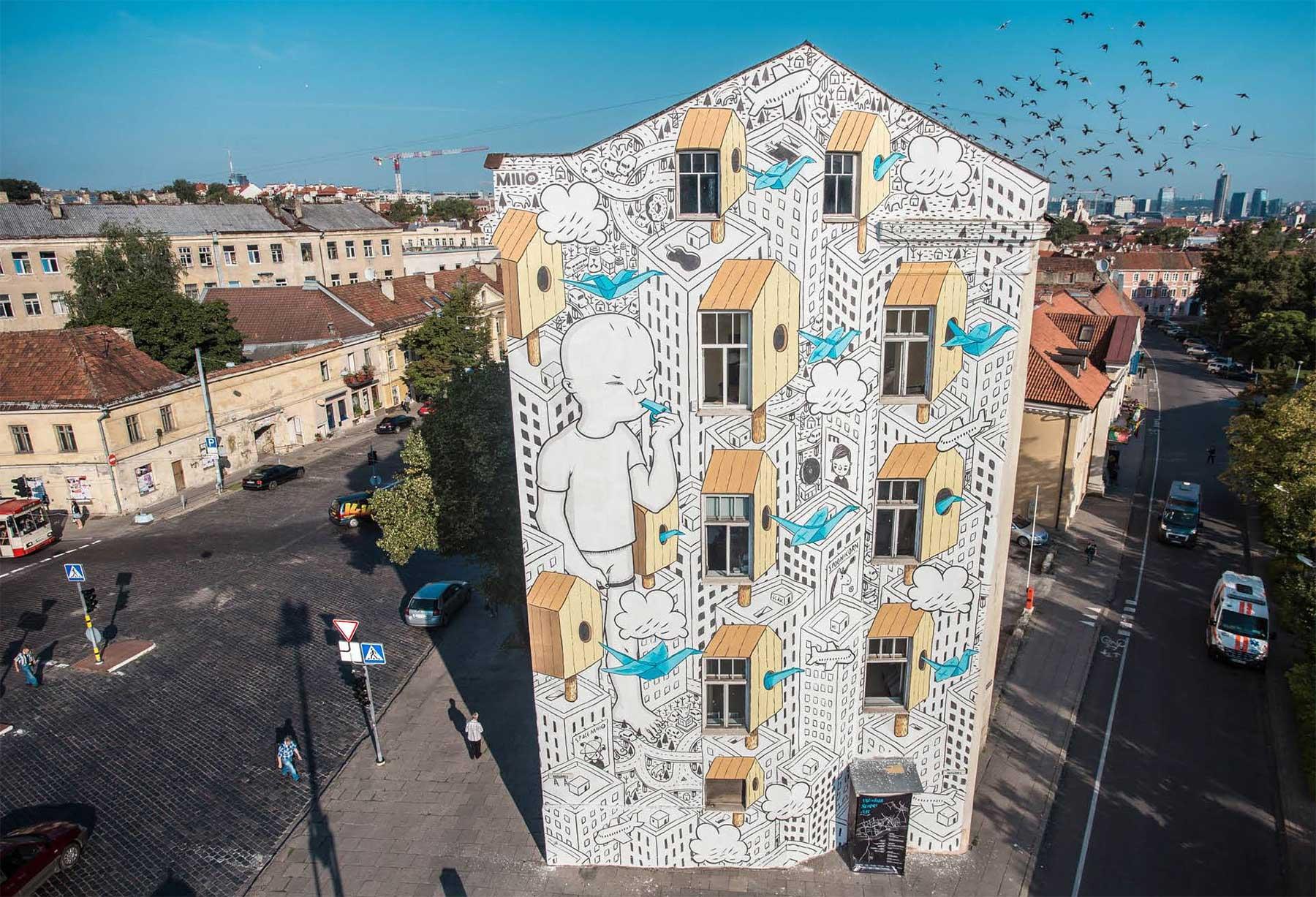 Street Art von Millo
