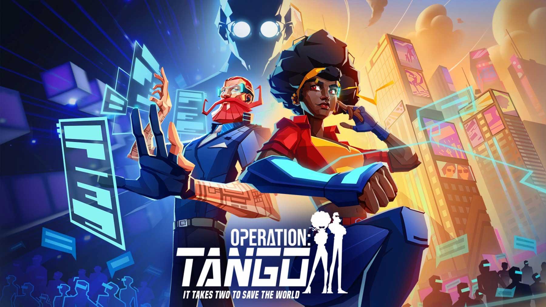 """Gameplay-Trailer zum Koop-Spiel """"Operation: Tango"""""""
