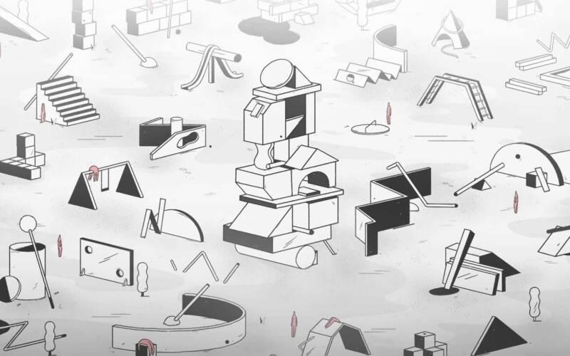 "Animierter Kurzfilm: ""Rules Of Play"""