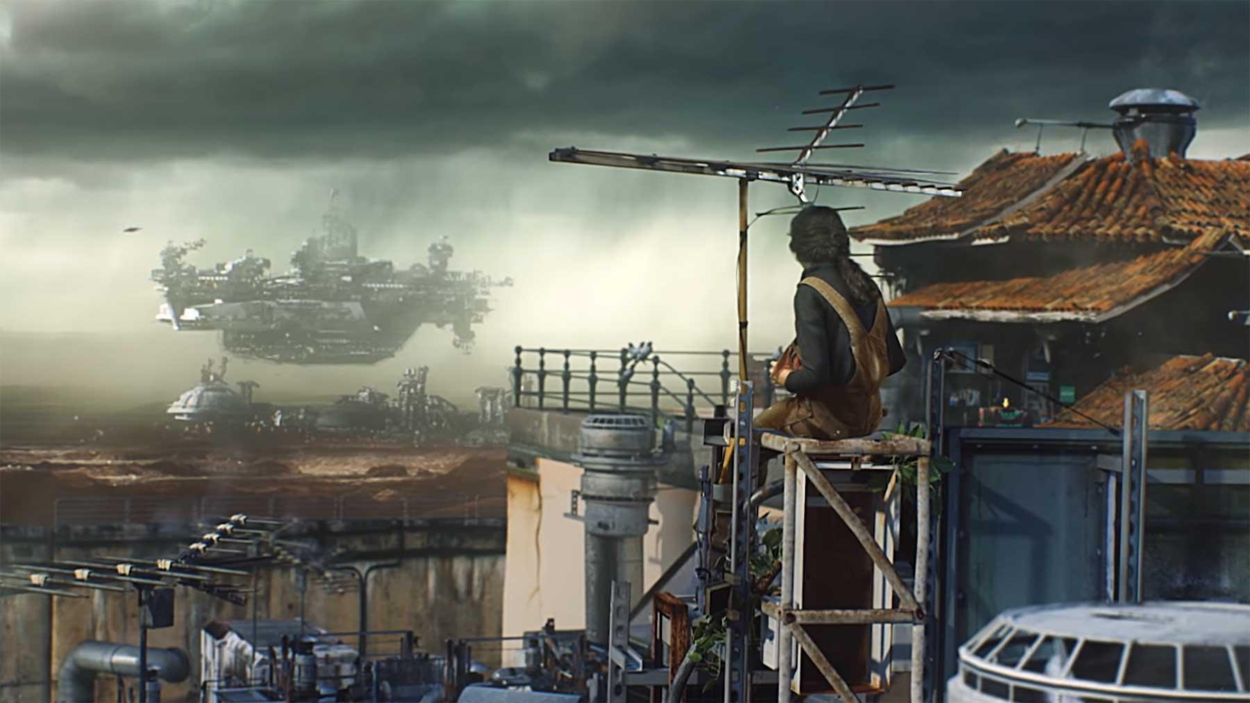 """Science-Fiction-Webserie: """"DYNAMO DREAM"""""""