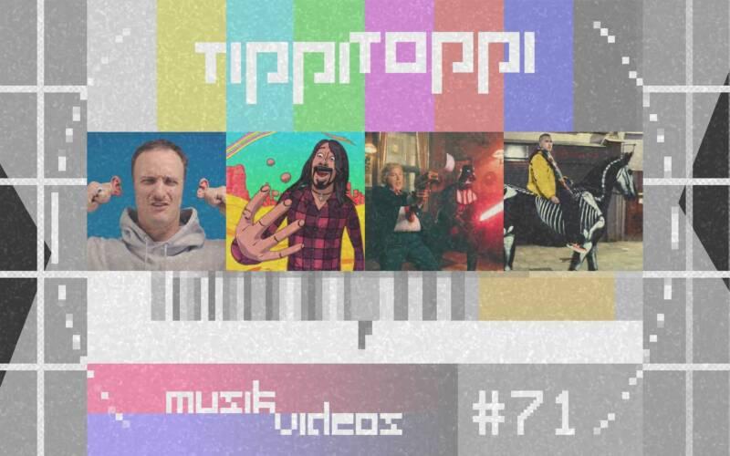 Tippi Toppi Musikvideos Vol. 71