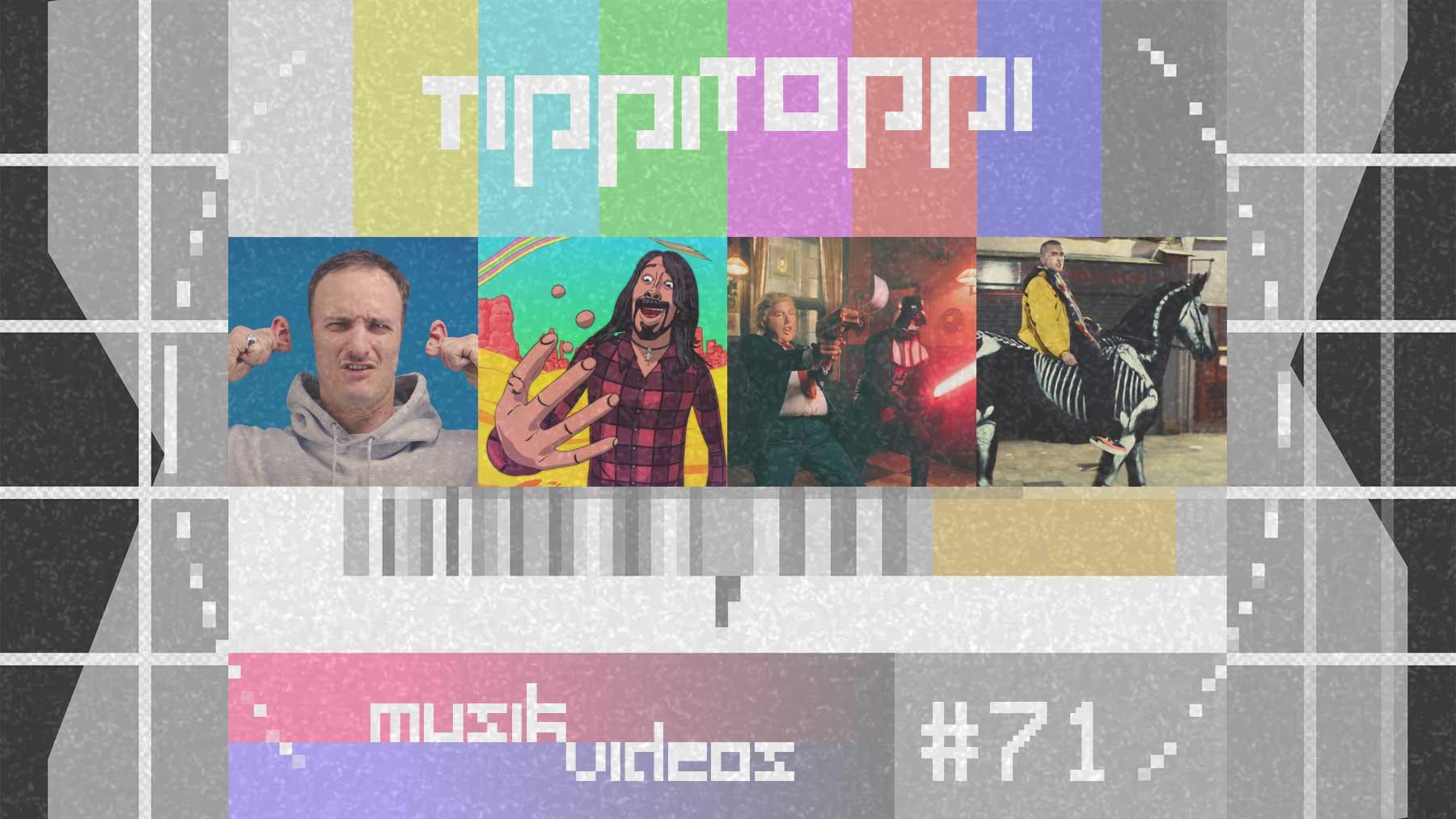Tippi Toppi Musikvideos Vol. 71 TIPPITOPPI-MUSIKVIDEOS_Vol-71