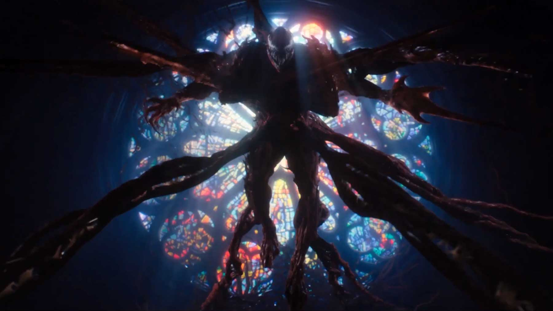 "Film-Trailer: ""Venom: Let There Be Carnage"" VENOM-LET-THERE-BE-CARNAGE-trailer"