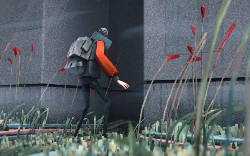 "Animierter Kurzfilm: ""Concrete"""