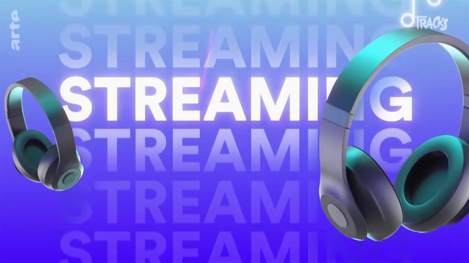"""arte """"TRACKS"""" über die Streaming-Bezahlung von Musiker*innen"""