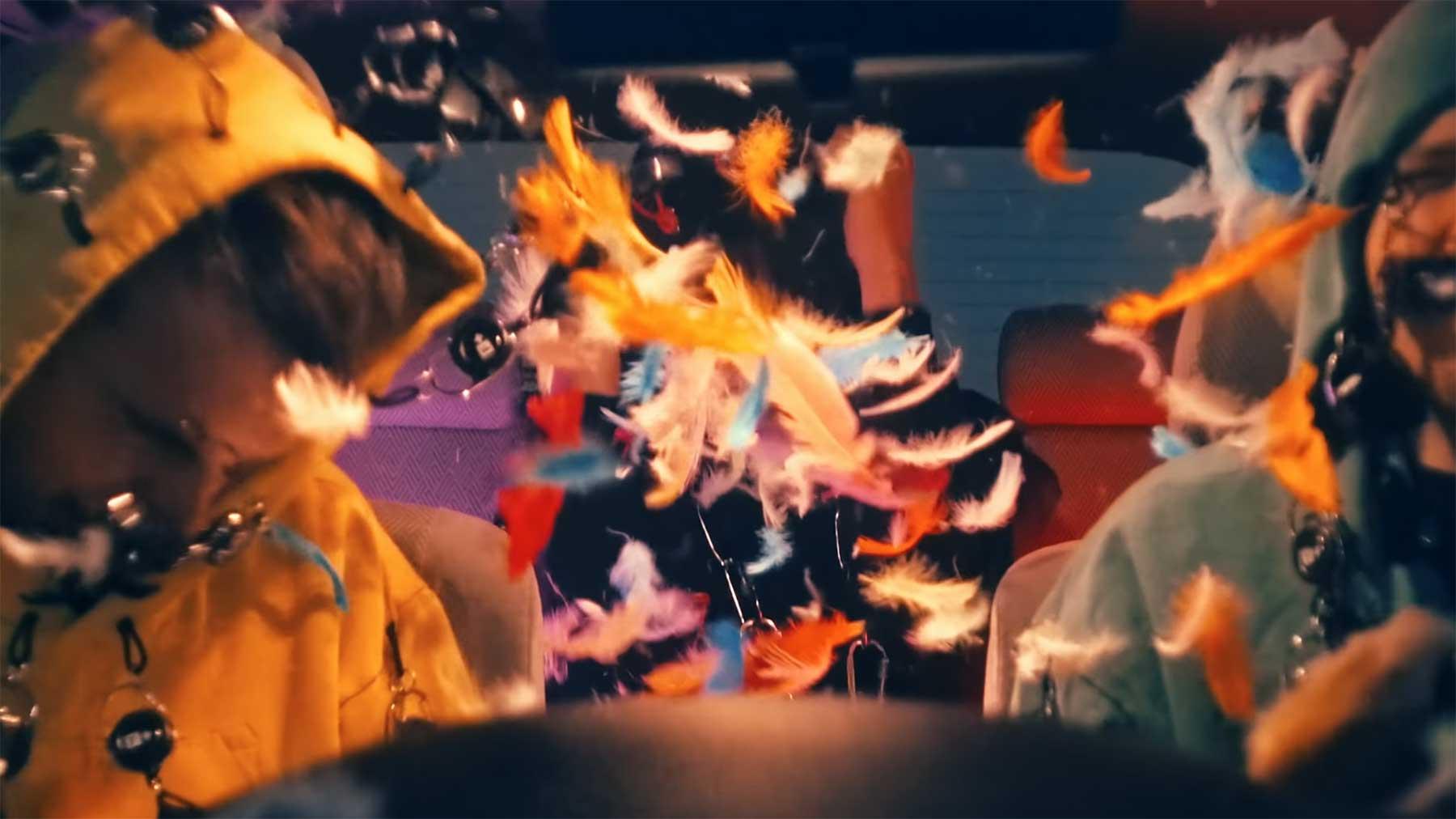 """Musikvideo: half·alive - """"TIME 2"""" half-alive-TIME-2-musikvideo"""