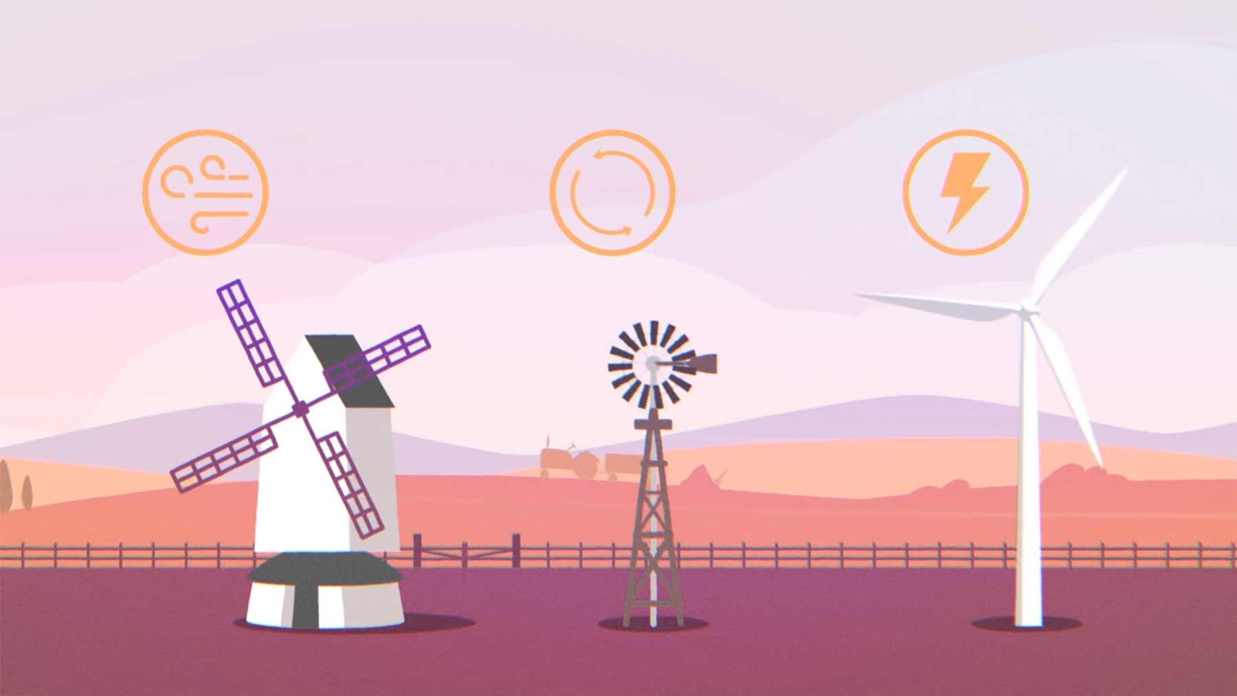 Wie funktionieren eigentlich Windkraftanlagen genau?