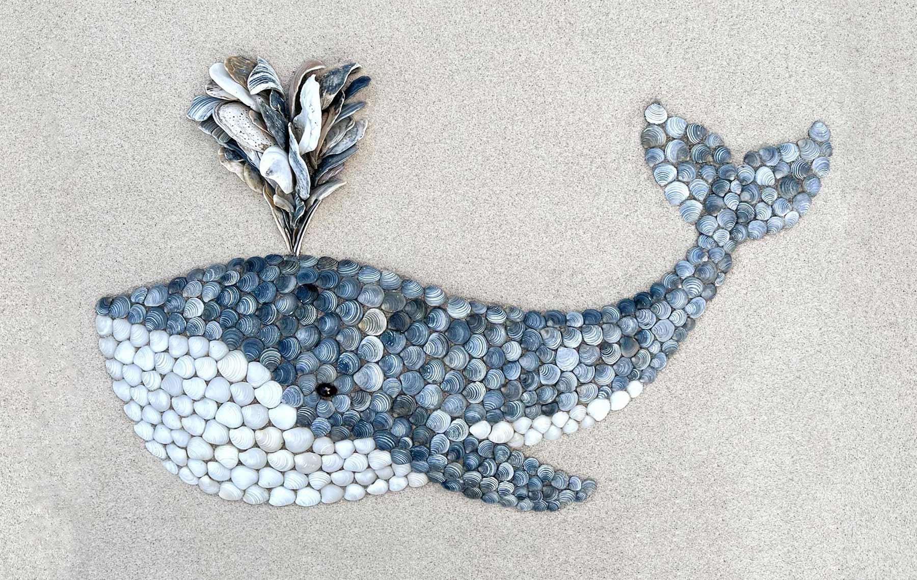 Muschel-Kunst von Anna Chan Anna-Chan-muschelkunst