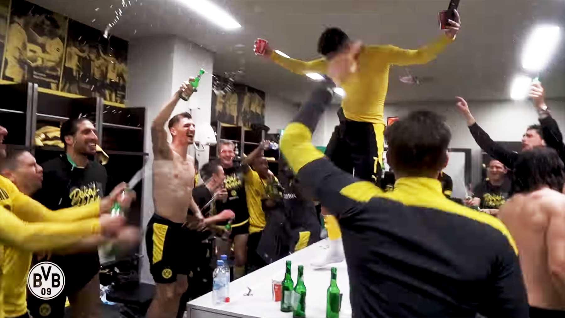 BVB Inside DFB-Pokal Finale: Reportage-Eindrücke zum Titelgewinn