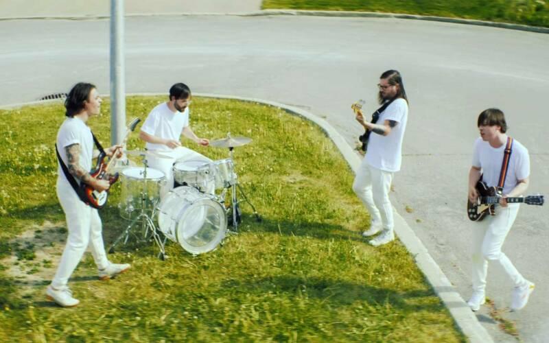 """Musikvideo: Gazoline – """"3 Minutes 5 Secondes"""""""