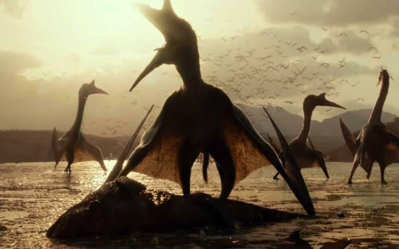 """Erster Teaser zum Kinofilm """"Jurassic World Dominion"""""""
