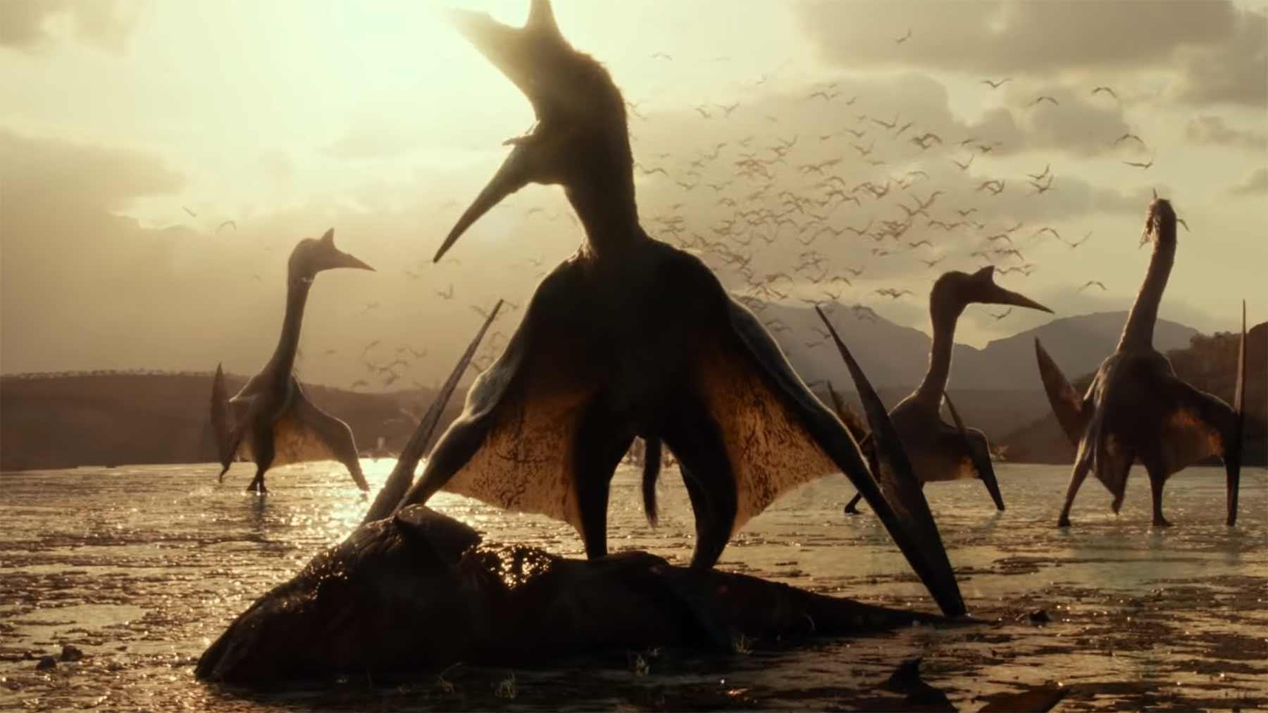 "Erster Teaser zum Kinofilm ""Jurassic World Dominion"" Jurassic-World-Dominion-teaser"