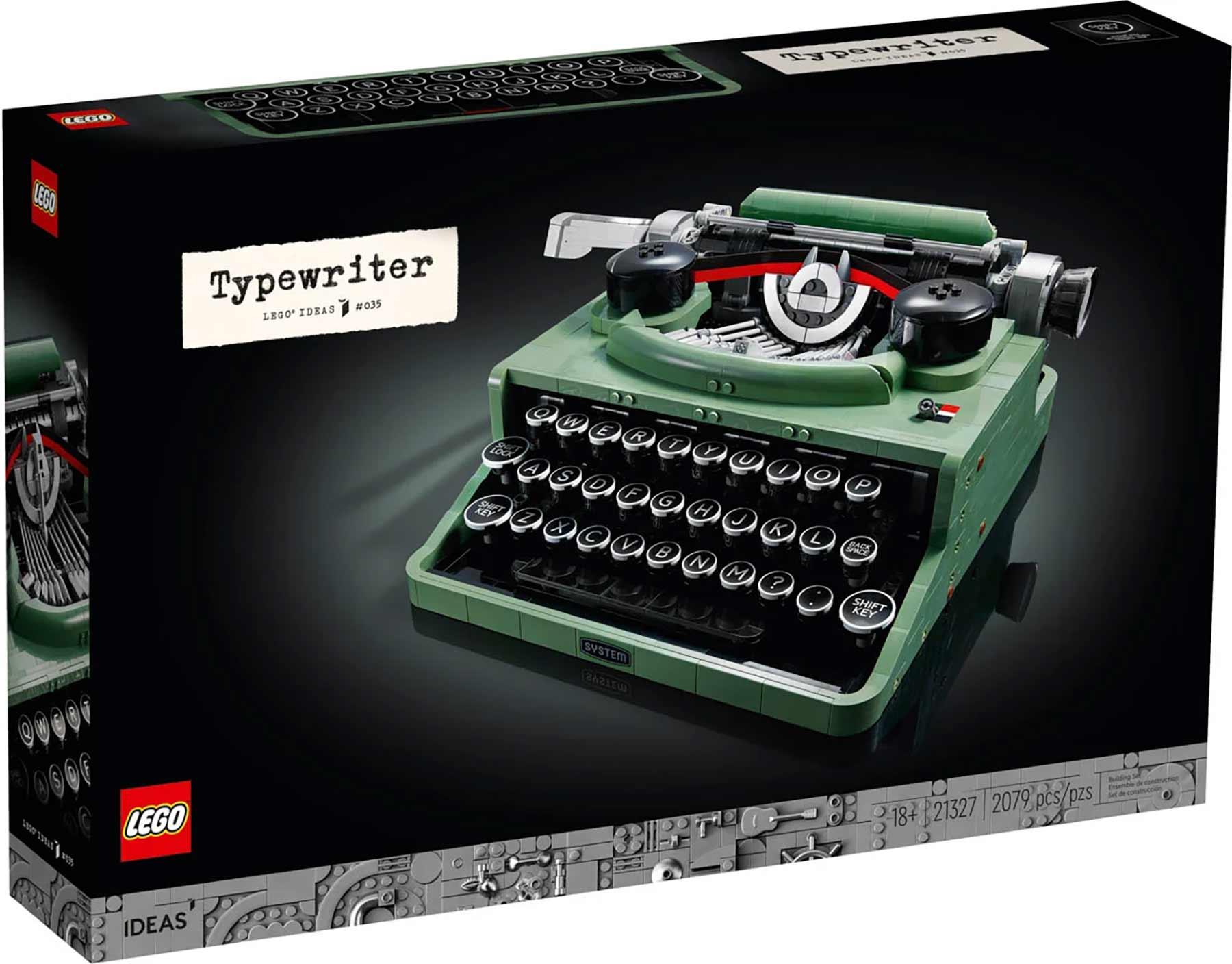 LEGO Schreibmaschine (Set 21327) LEGO-Schreibmaschine_04