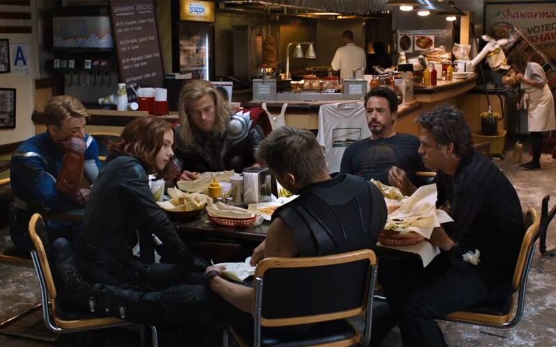 "Supercut: ""Marvel Hungry"""