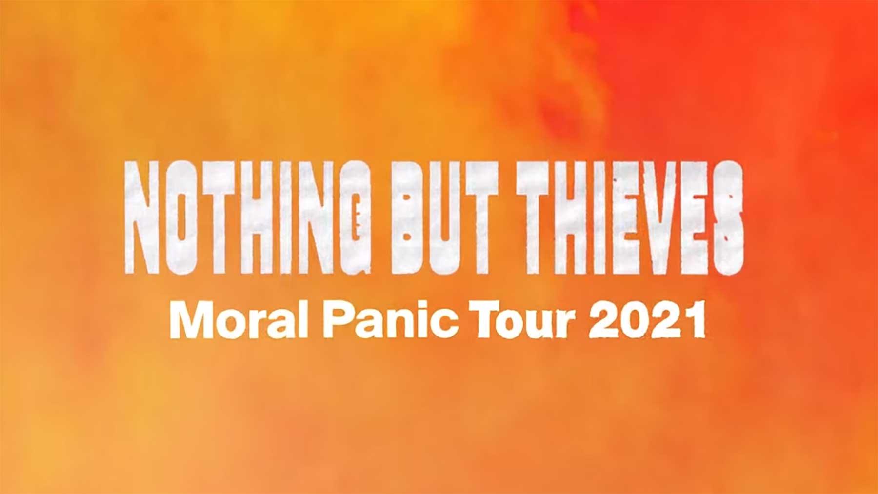LwDn präsentiert: Nothing But Thieves Deutschland-Tour 2021