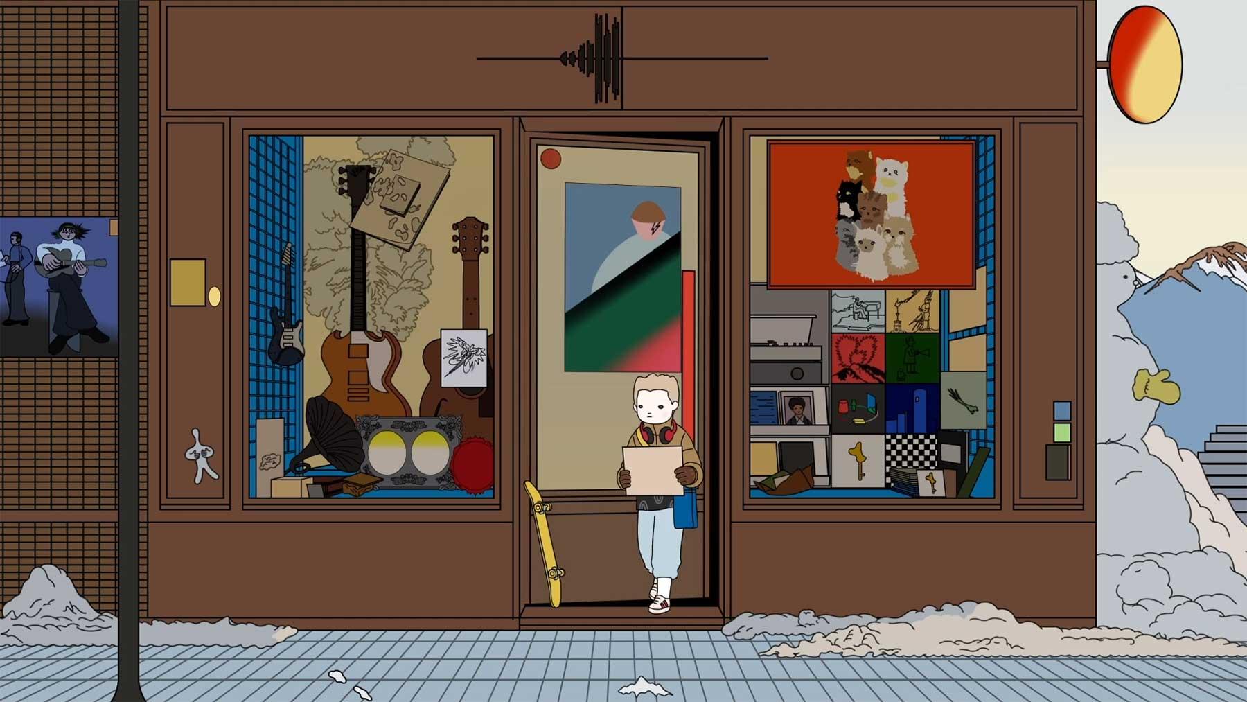 """Animation: """"Rhythmens"""""""