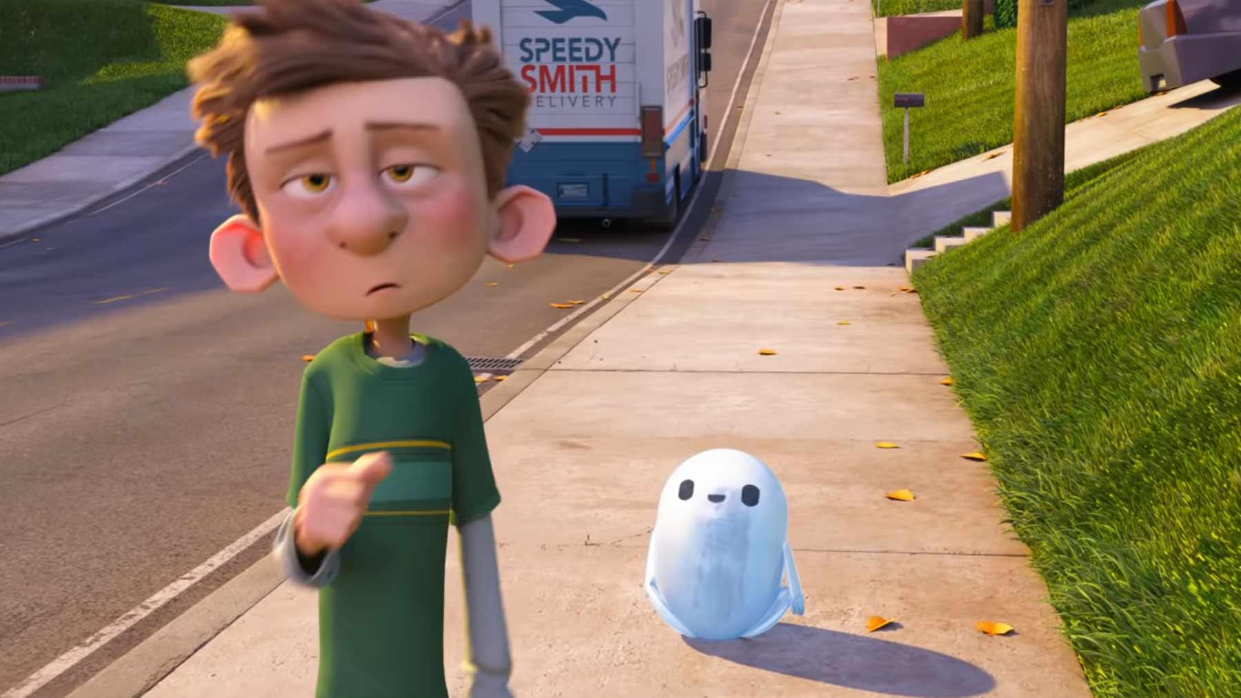 """Ron's Gone Wrong"": Trailer zum Animationsfilm"
