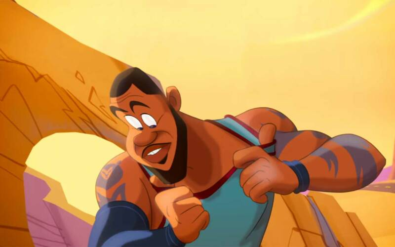 """""""Space Jam: A New Legacy"""" – Trailer 2"""