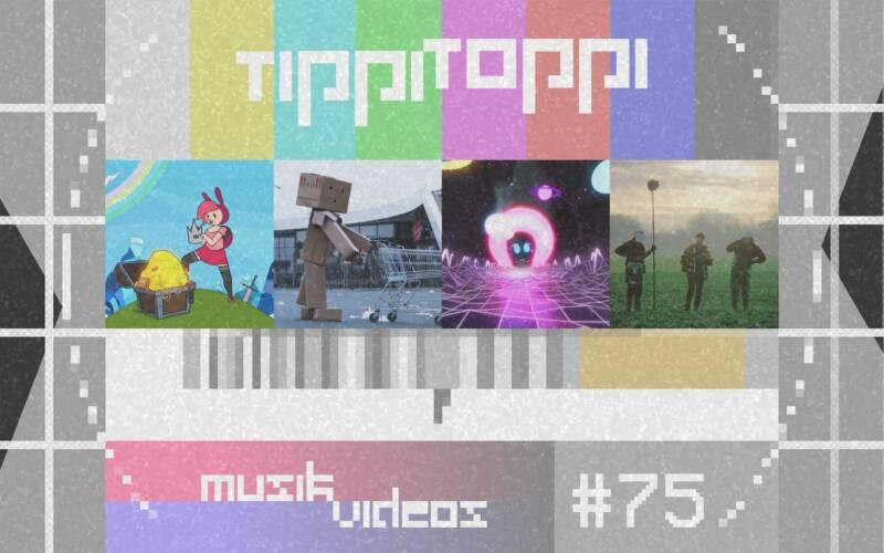 Tippi Toppi Musikvideos Vol. 75
