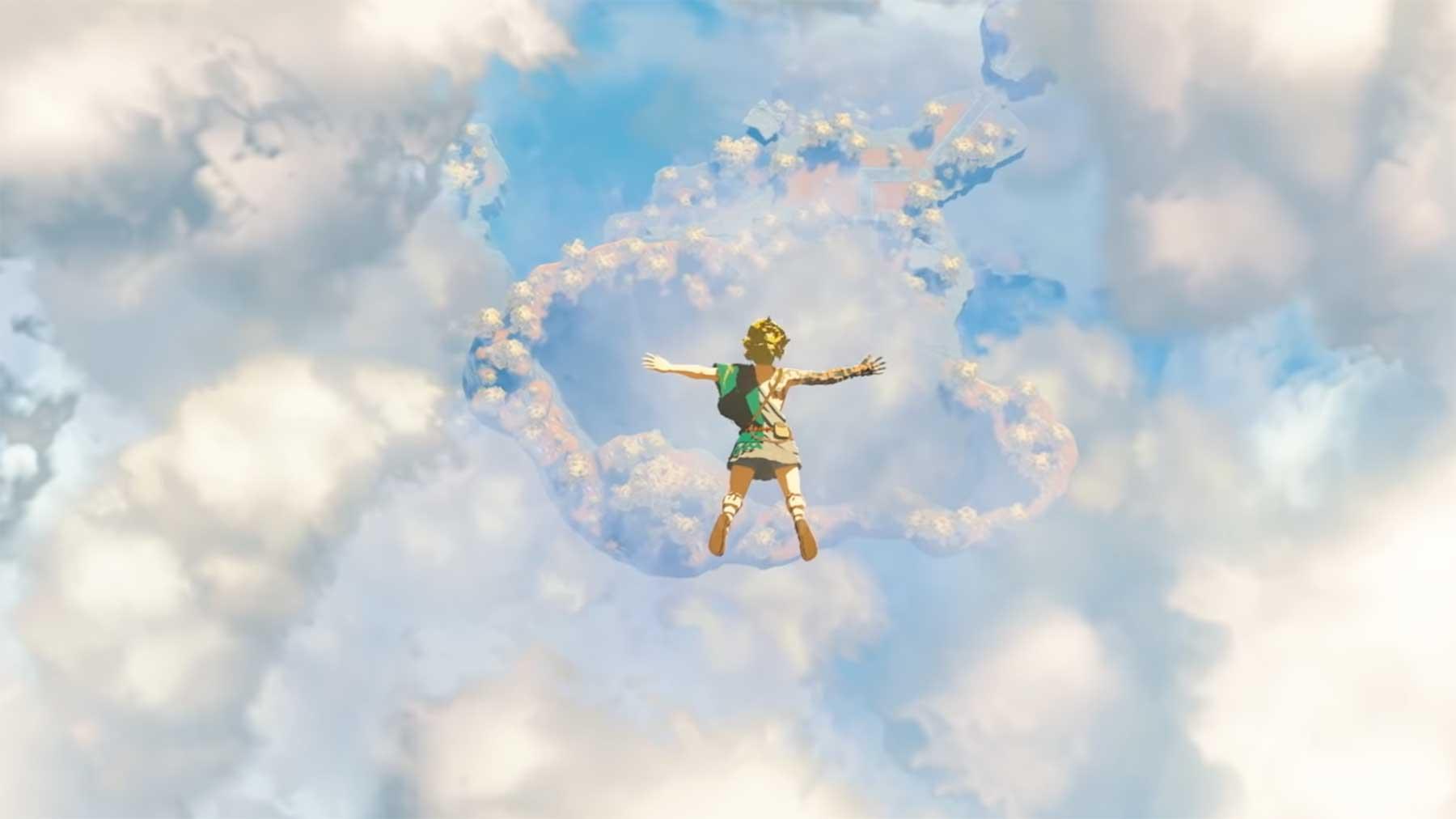 """Erster Teaser zur Fortsetzung von """"Legend of Zelda: Breath of the Wild"""""""