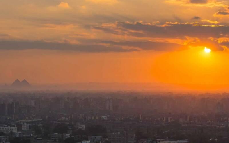 Timelapse-Video: Kairo