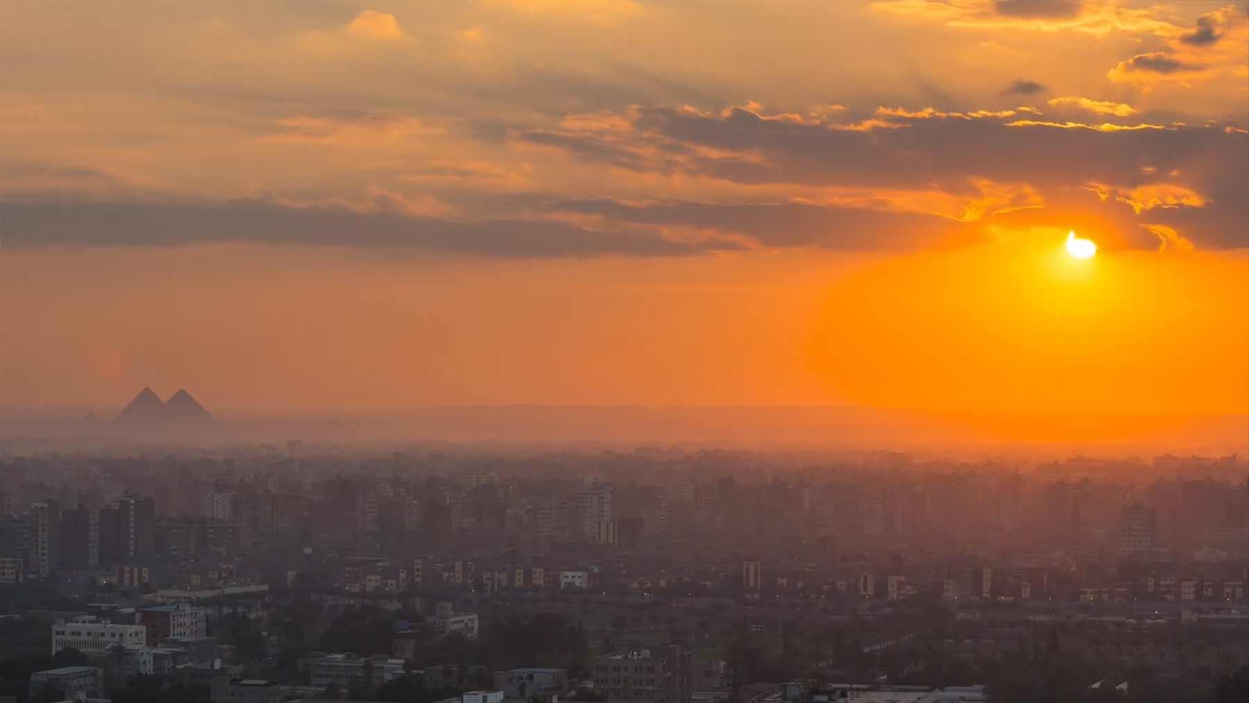 Timelapse-Video: Kairo cairo-timelapse-video