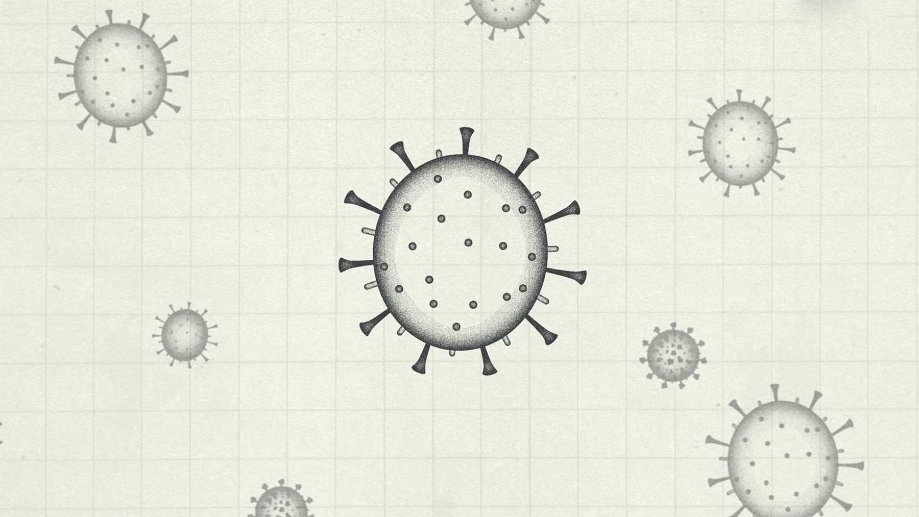 Erklärung: Wie entstehen Coronavirus-Mutationen?
