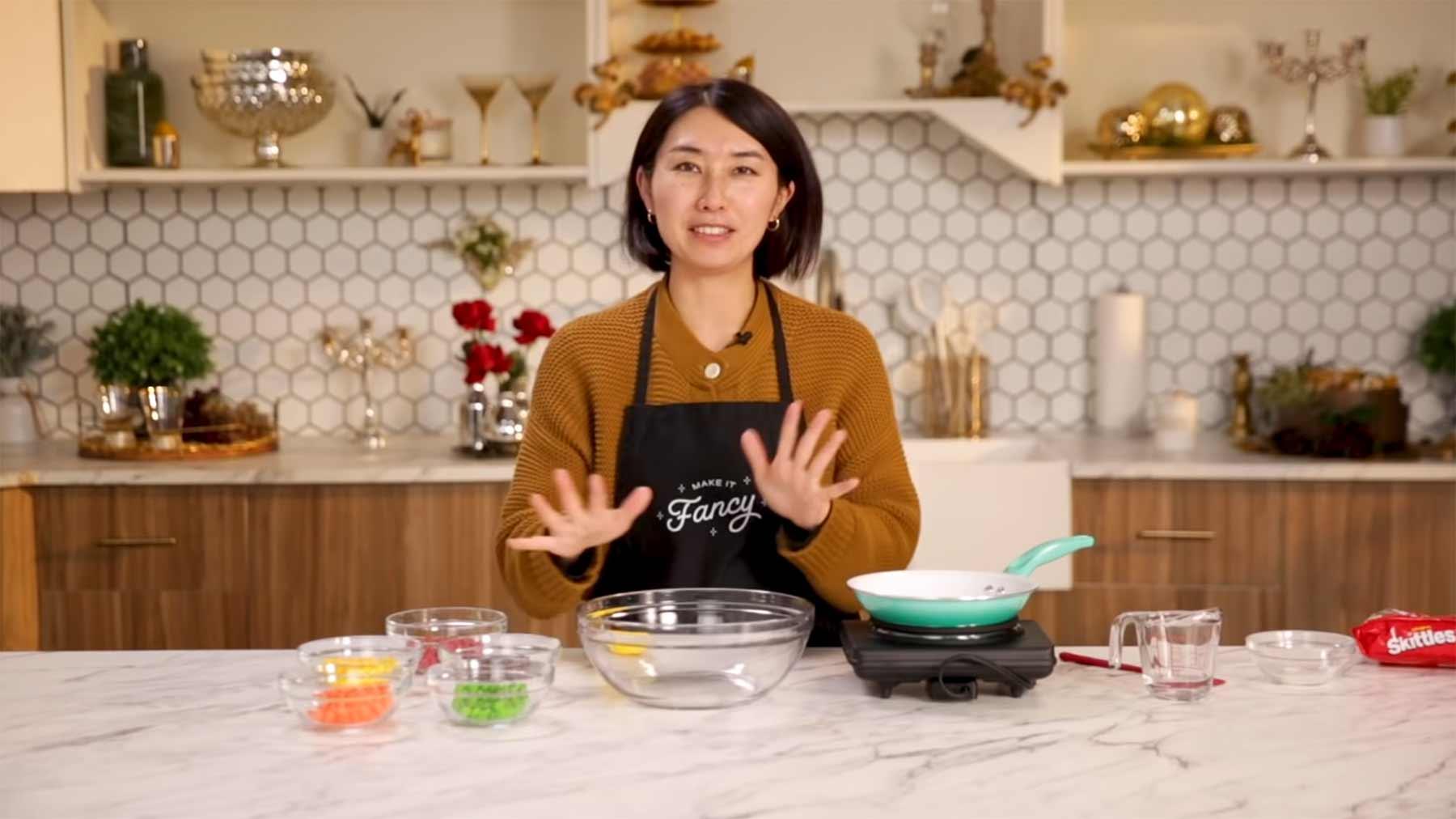 Skittles als Fancy-Gourmet-Version selber machen