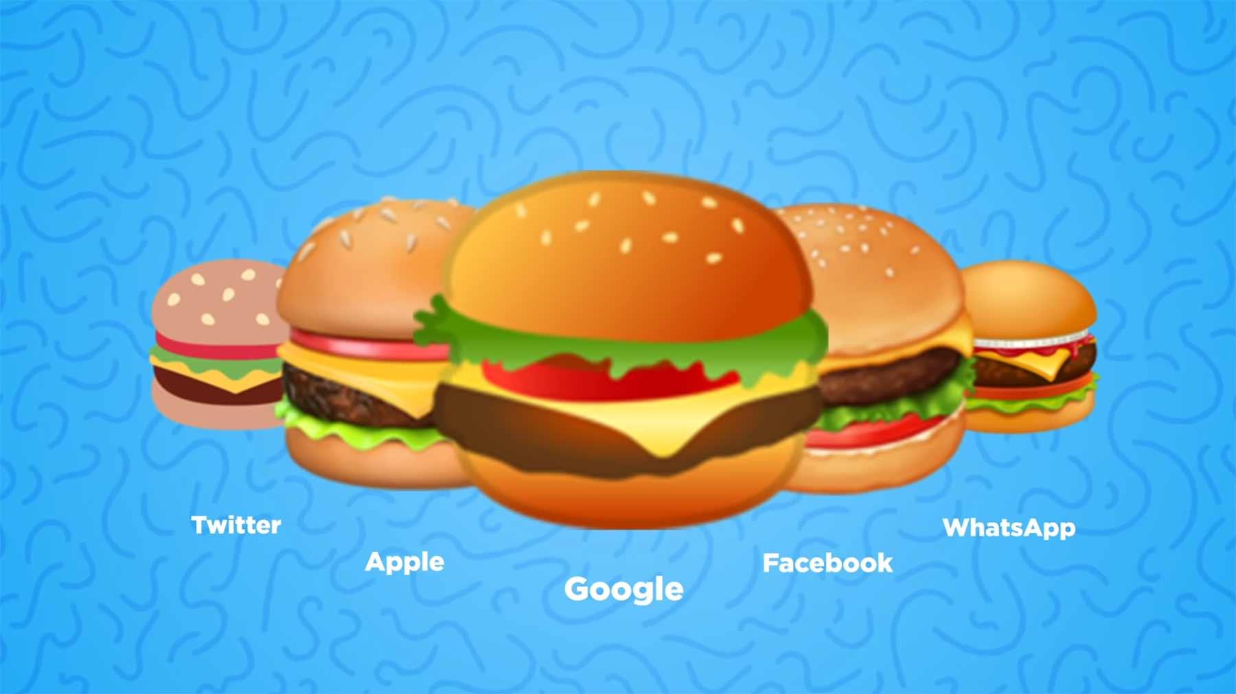 Wie schichtet man einen Burger richtig?