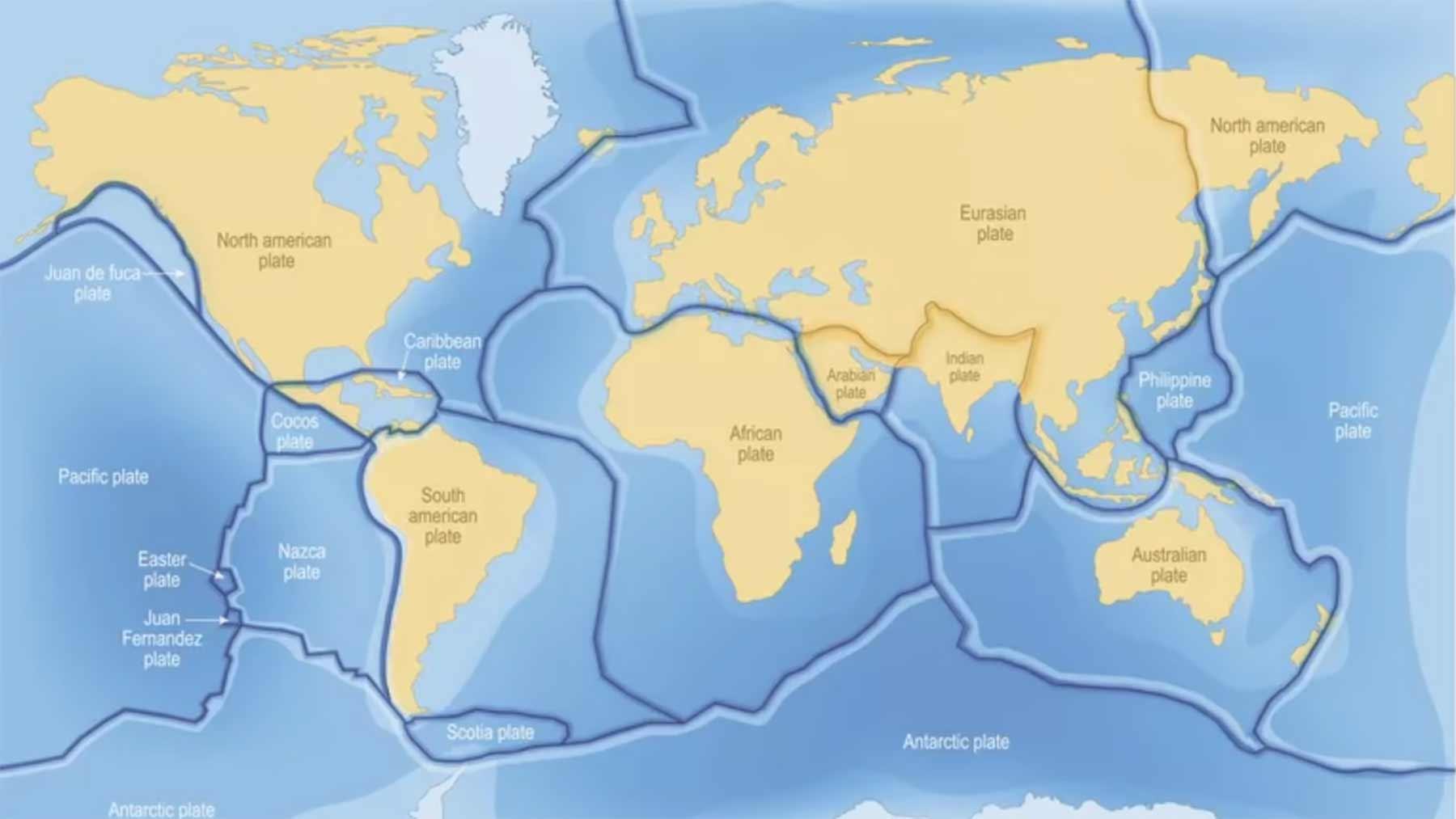 Wie viele Kontinente gibt es jetzt eigentlich GENAU…?