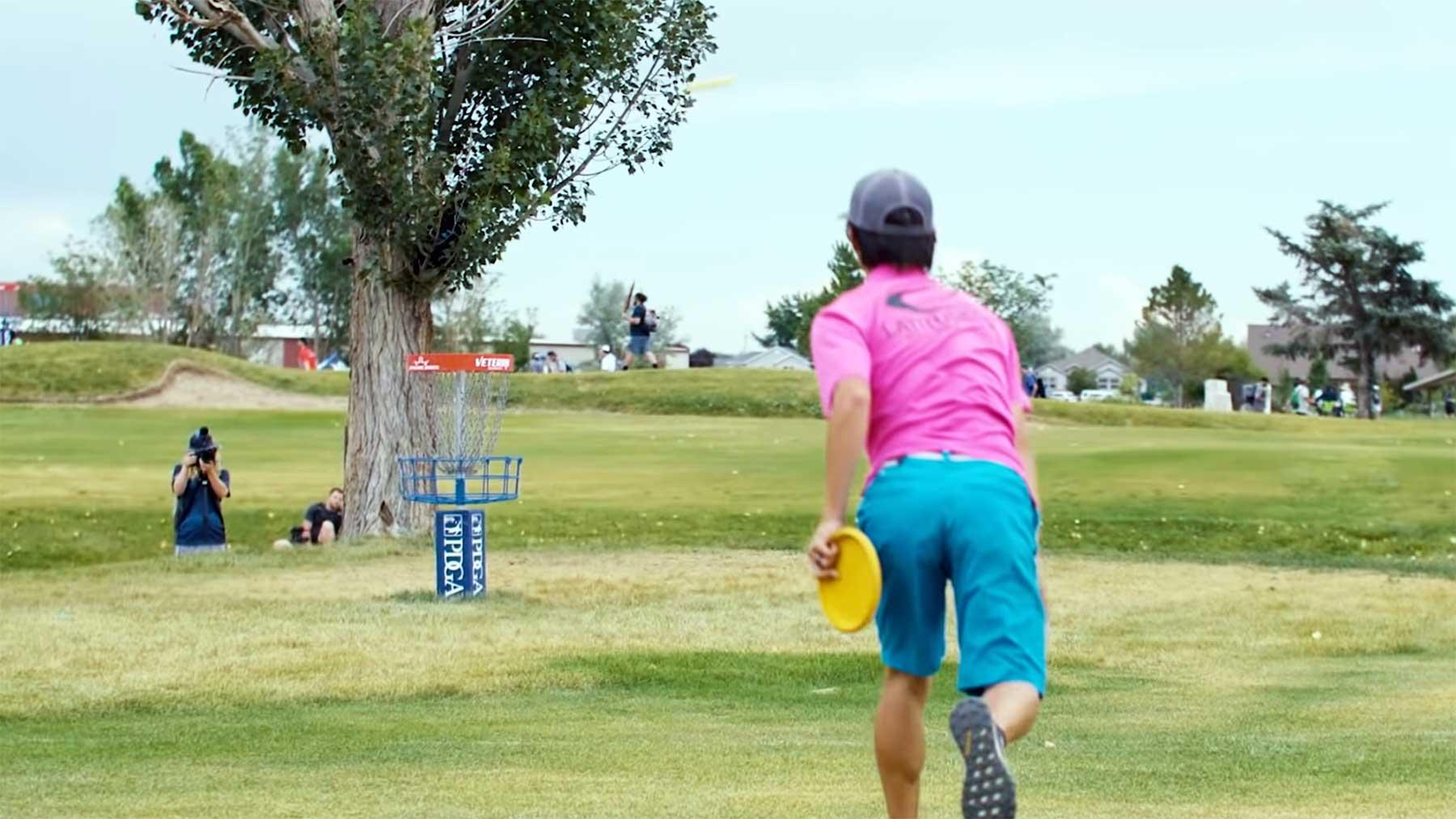 2021er Weltmeisterschaften im Disc Golf