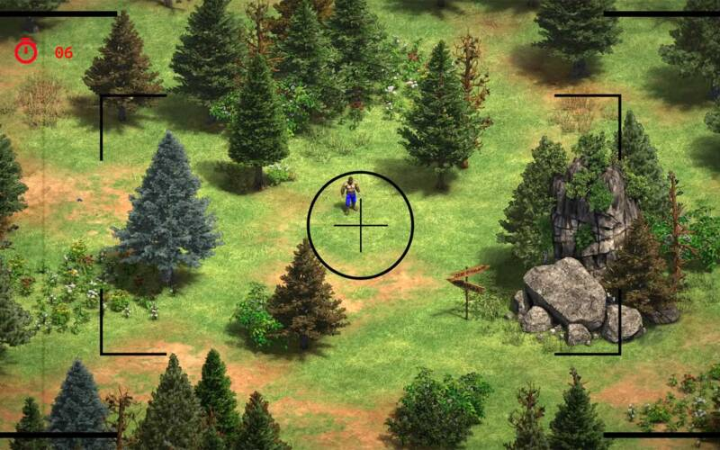 Age of Empires: Dorfbewohner macht jedes Jahr ein Foto von sich