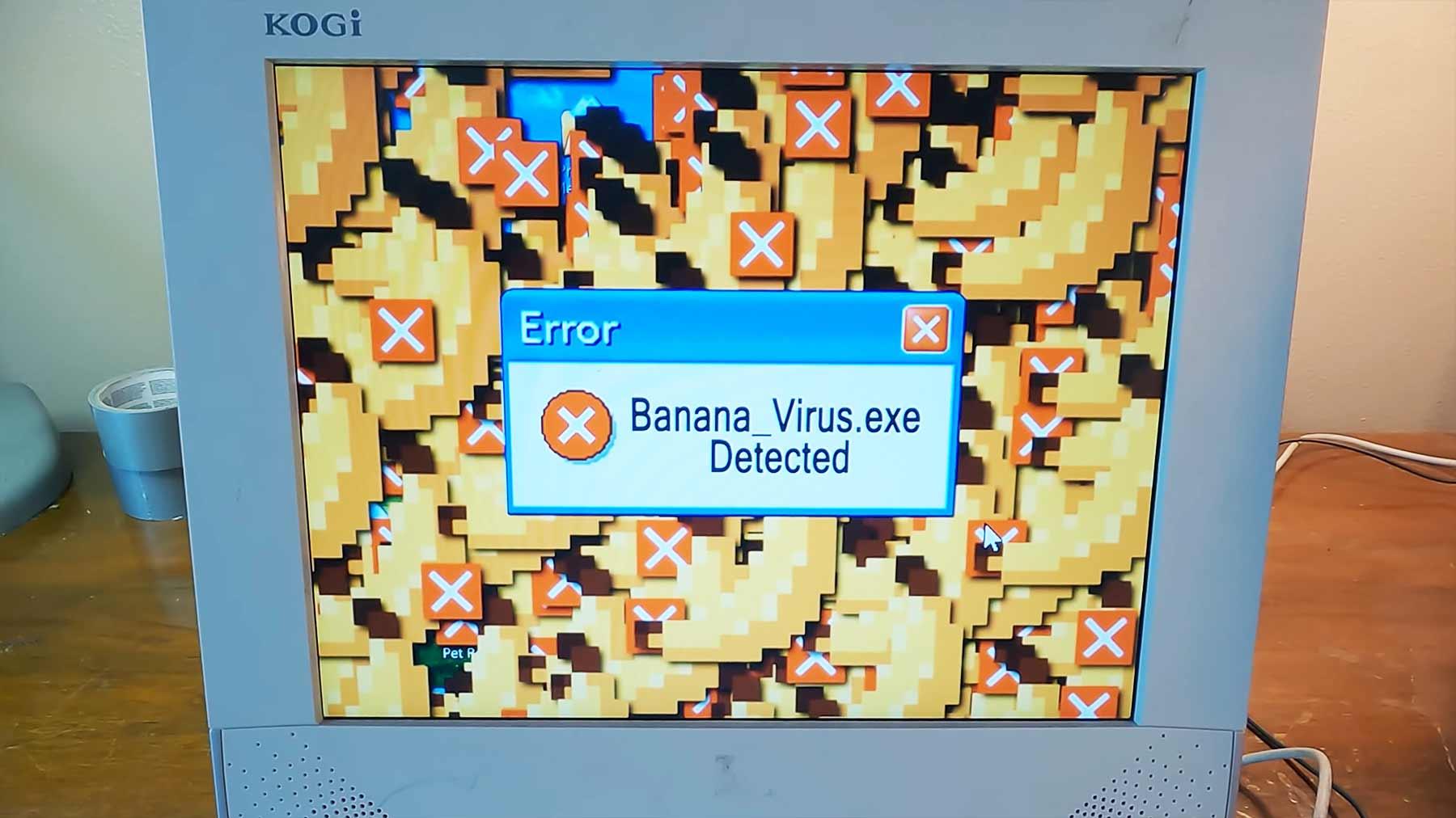 Wenn Buttered Side Down einen Computer repariert…