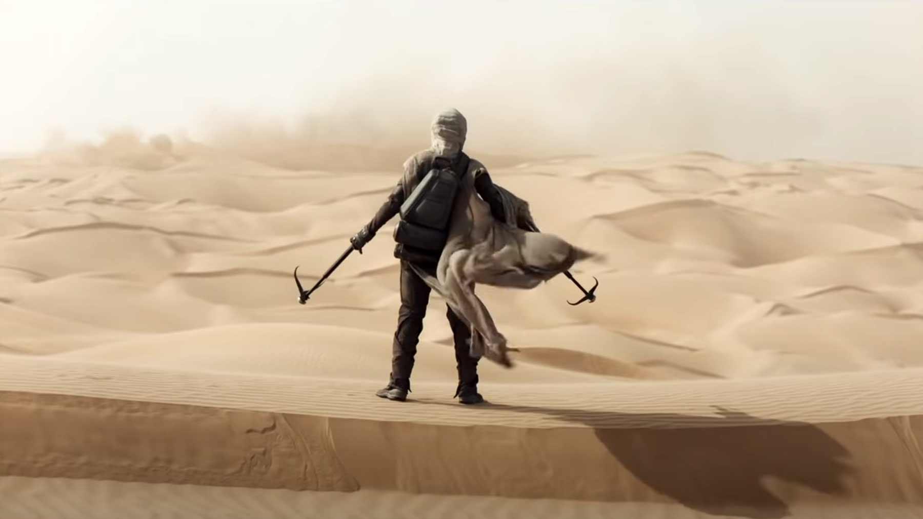"""Dune"": Offizieller Trailer zum 2021er Film"