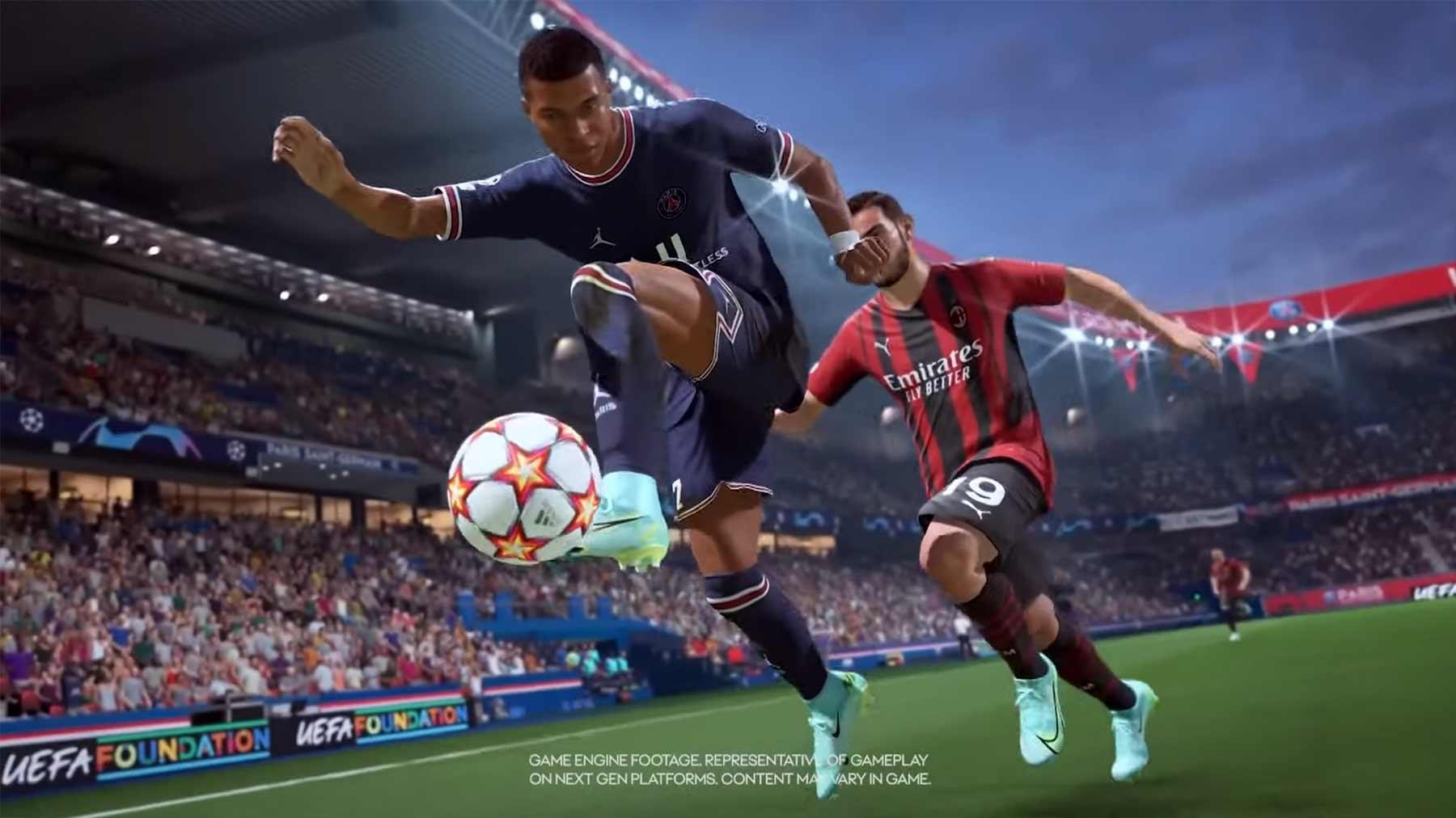 Fifa 22: Neue Features und erstes Gameplay