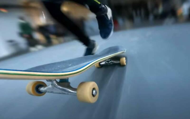 """Teaser zum neuen """"Skate""""-Videospiel"""