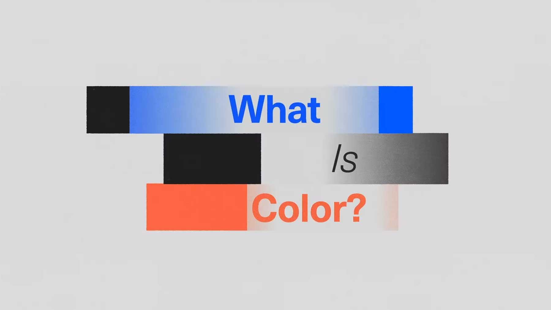 Designer Eddie Opara über den Einsatz von Farben