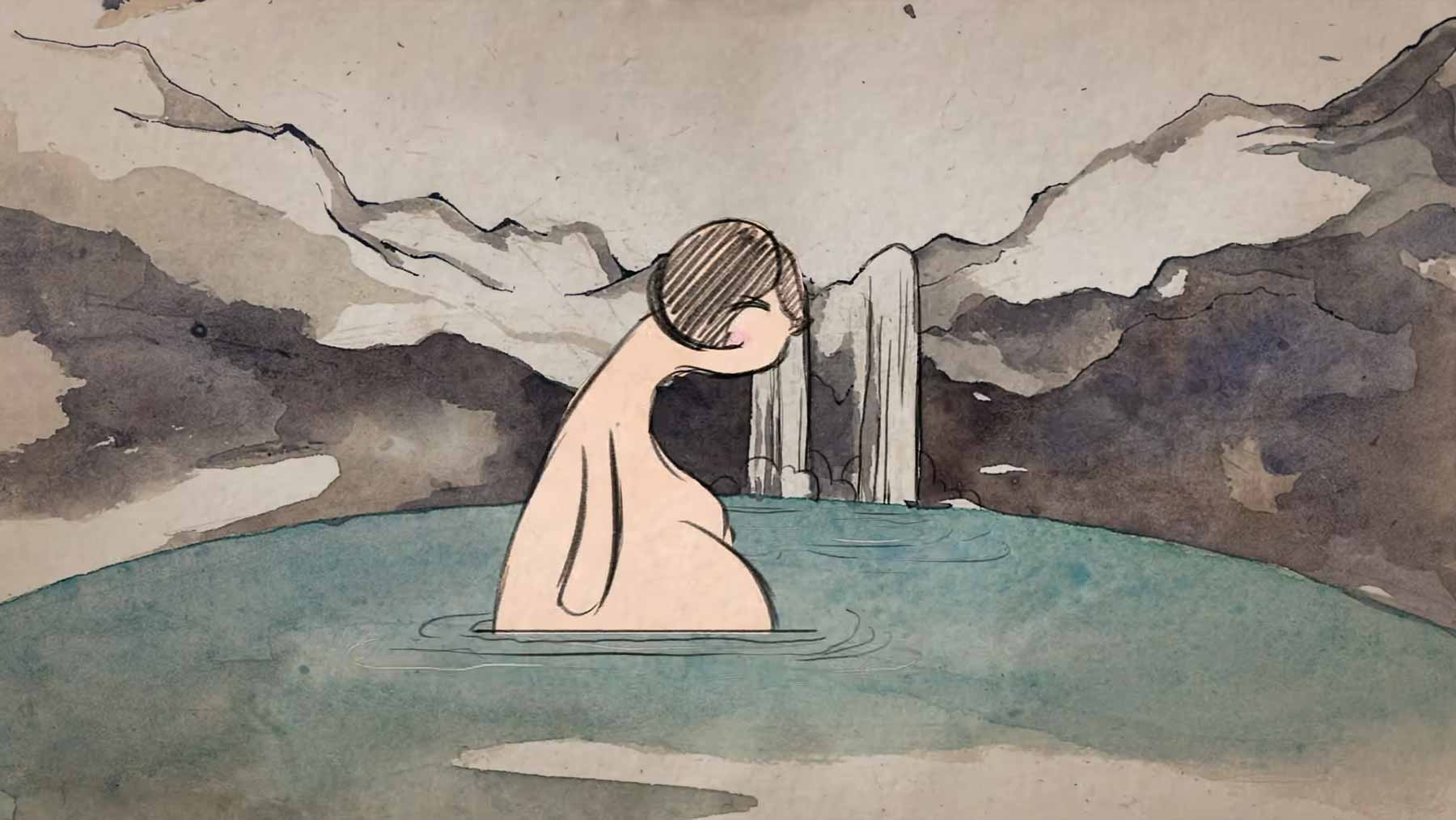 "Animierter Kurzfilm: ""Reneepoptosis"""