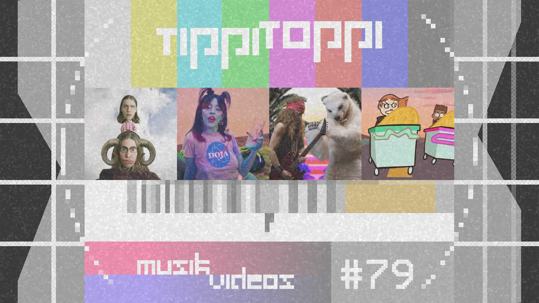 Tippi Toppi Musikvideos Vol. 79 TIPPITOPPI-MUSIKVIDEOS-79