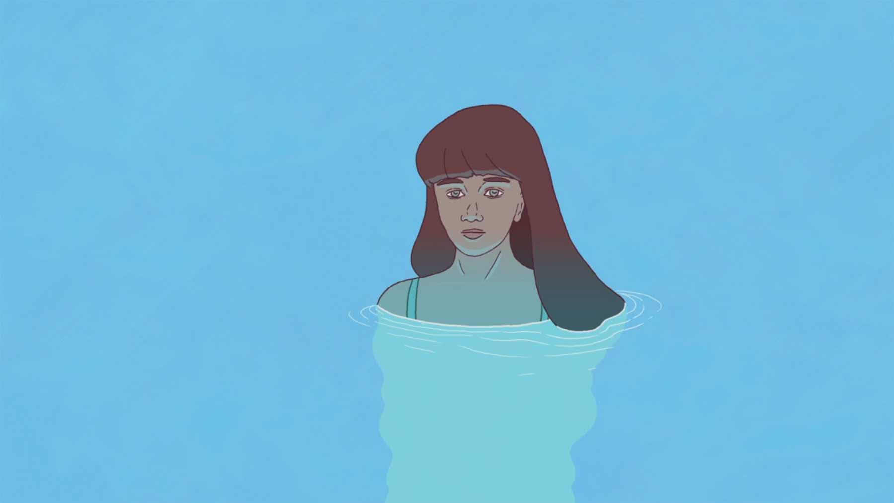 """Animation: """"The Baths"""""""