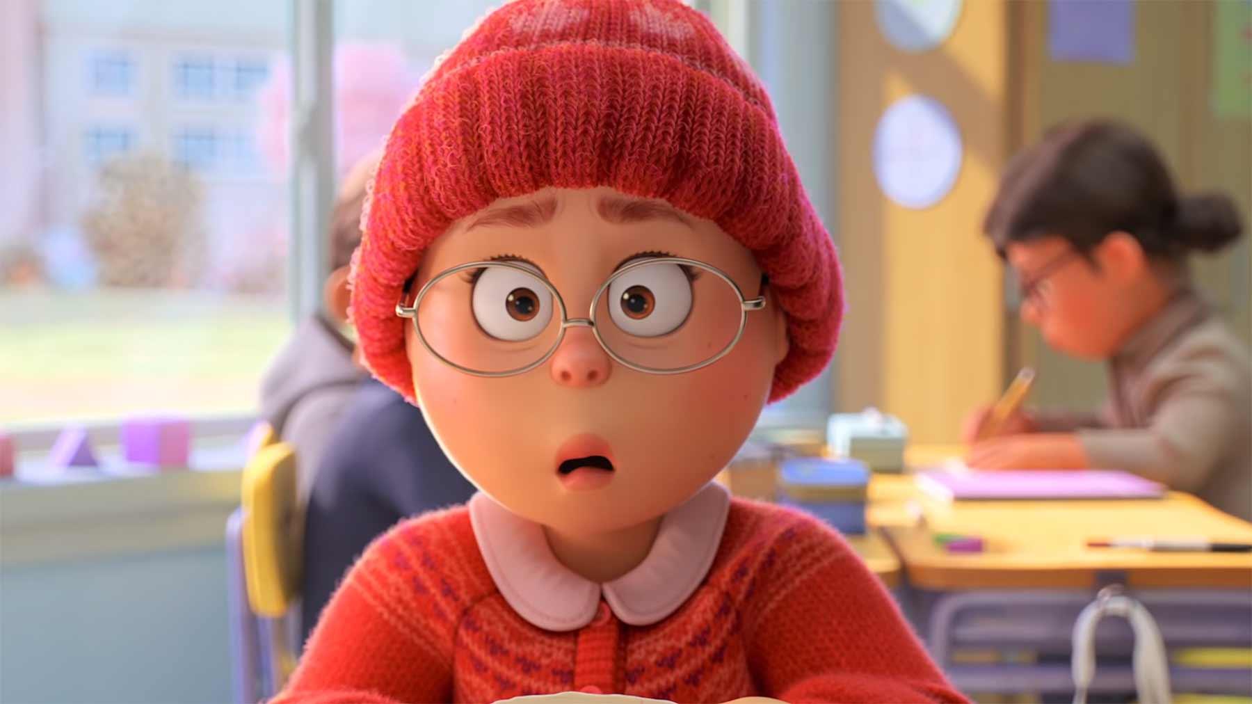 """Teaser-Trailer zum neuen Pixar-Film """"Turning Red"""""""