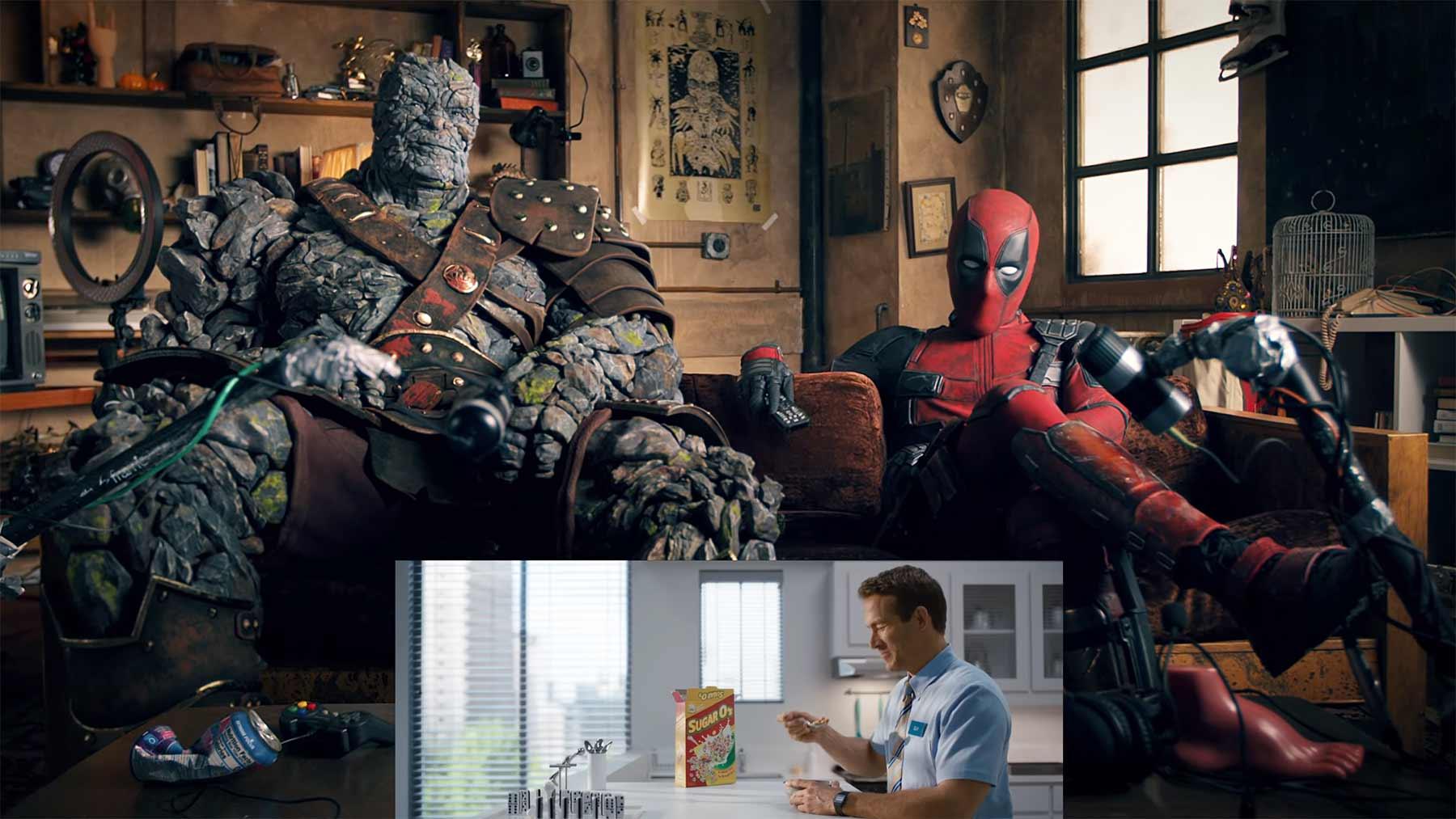 "Deadpool reagiert auf den ""Free Guy""-Trailer"